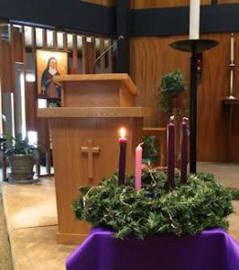 Register for a Day of Prayer - Advent Wreath