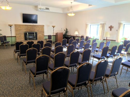 Our Facility - Meeting Room