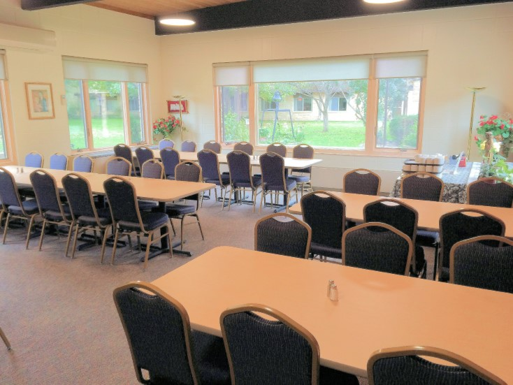 Our Facility - Dining Room