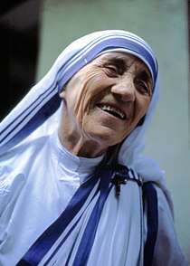 COVID Spiritual Resources - St. Mother Theresa
